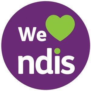 We love NDIS